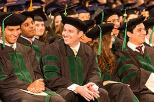 College of Medicine commencement